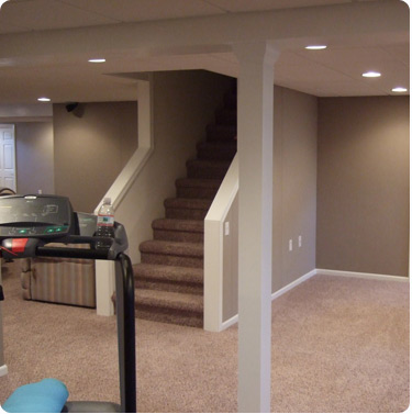 Prescription Builders Basement Finishing Contractor
